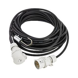 Geda extension cable 20m 5-pole for control