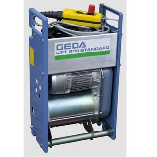 GEDA winch 2-stage 250 Comfort